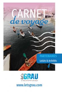 Carnet de voyage - Loisirs & Activités 2020
