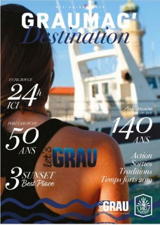 Grau Mag Destination 2019