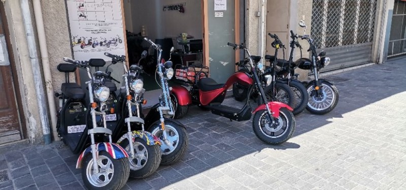 Vélo électriques grau du roi