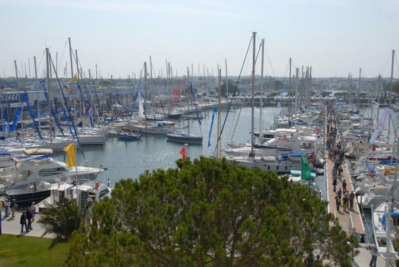 salon les nautiques association nautique port camargue